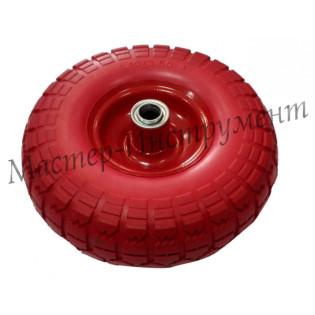 Бескамерное колесо 4.1/3,5-4 D-20 (не сим.ступица)