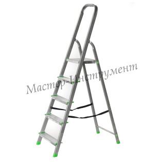 Стремянка МИ 7 ступеней алюминиевая