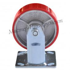 FCP 46 Колесо большегрузное полиуретановое неповоротное 100 мм