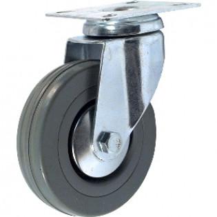 КП 50-120 колесо промышленное  поворотное