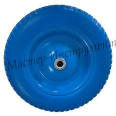 Бескамерное колесо 3.25/3.00х80 D-20 (сим.ступица) ЭКОНОМ СИНЕЕ
