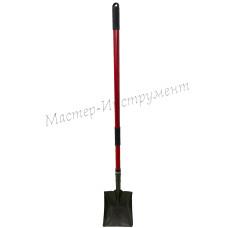Лопата совковая фиберглассовый черенок