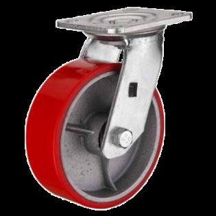 Колесо КБП-125 PU для тележки