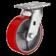 Колесо КБП-100 PU для тележки