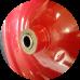 Колесо пневматическое 3.25/3.00х80 D-16 (сим.ступица) втулка-12