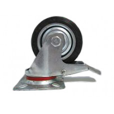 Колесо промышленное КТ 125-24  с тормозом