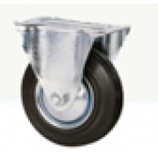 Колесо промышленное КК 100-38 с  кронштейном