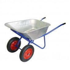 Тележка 110л (синяя) (без колес)