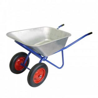 Тележка WB6419 110л (синяя) с колесами 3,25 D20