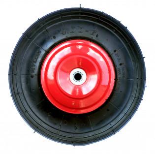 Колесо пневматическое  4.00-6 D-16 (сим.ступица)