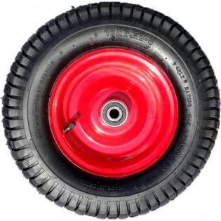 Колесо пневматическое  6,5х80 D-50/16 (сим.ступица)