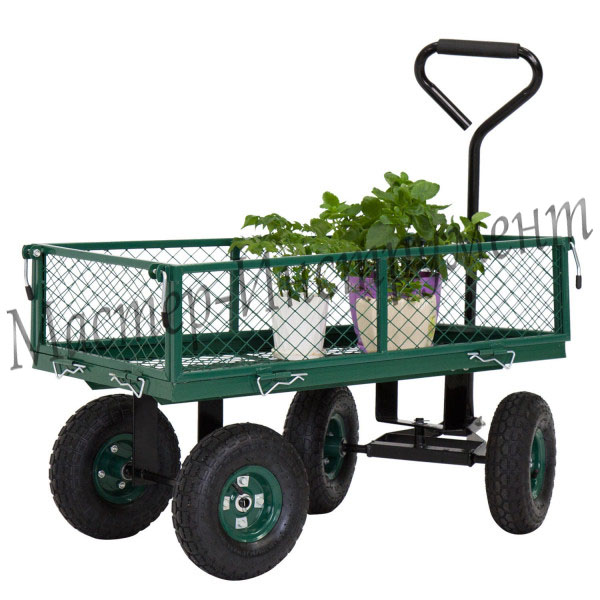 Garden carts and wagons high volume air pressure regulator