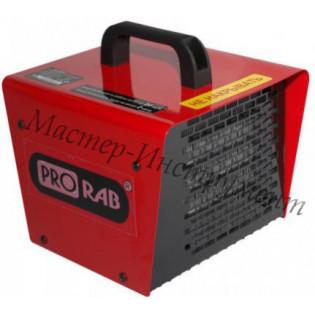Тепловентилятор электрический PRORAB 3кВт 2580 ккал/час