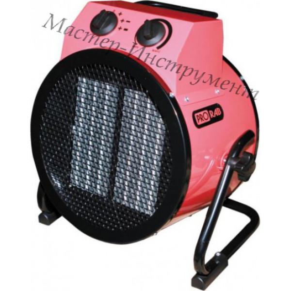 Тепловентилятор электрический PRORAB 5кВт