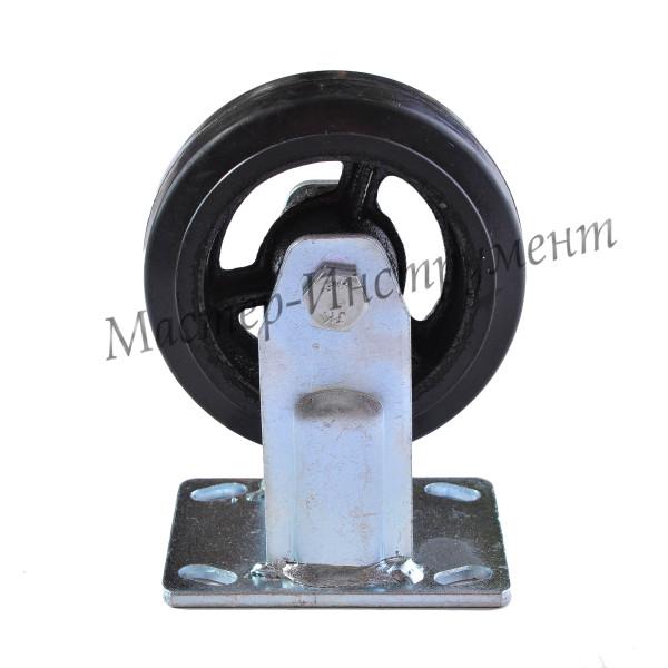 FCD 85 Колесо большегрузное обрезиненное неповоротное 250мм