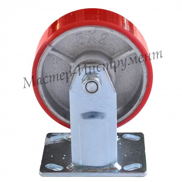FCP 54 Колесо большегрузное полиуретановое неповоротное 125мм