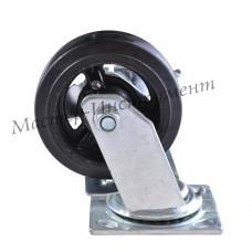 SCD 42 Колесо большегрузное обрезиненное поворотное 100мм