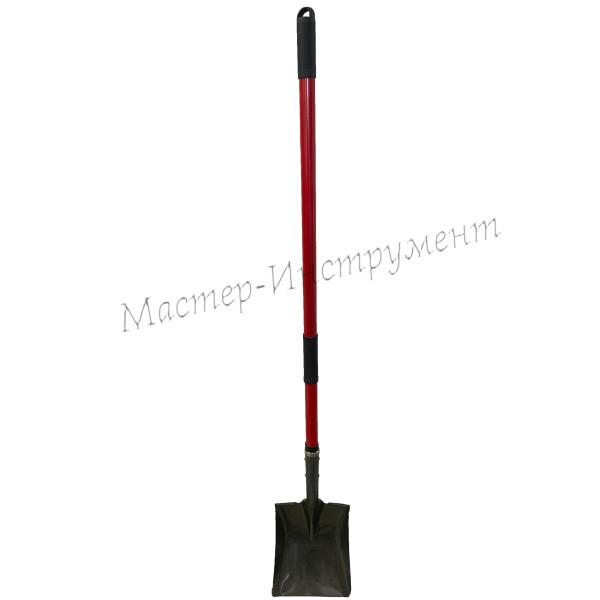 Лопата совковая фиберглассовый черенок 150см