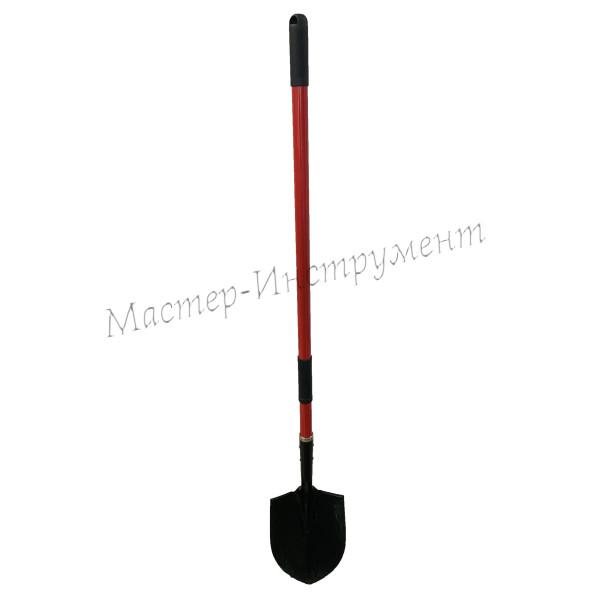 Лопата штыковая фиберглассовый черенок 150см