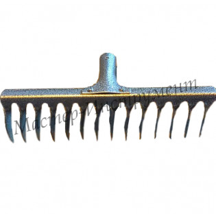 Грабли 14 зубьев рельсовая сталь