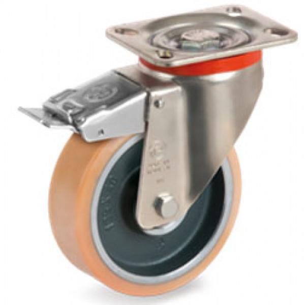 Большегрузное колесо полиуретановое 180