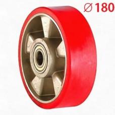 Рулевое колесо полиуретановое Ø180