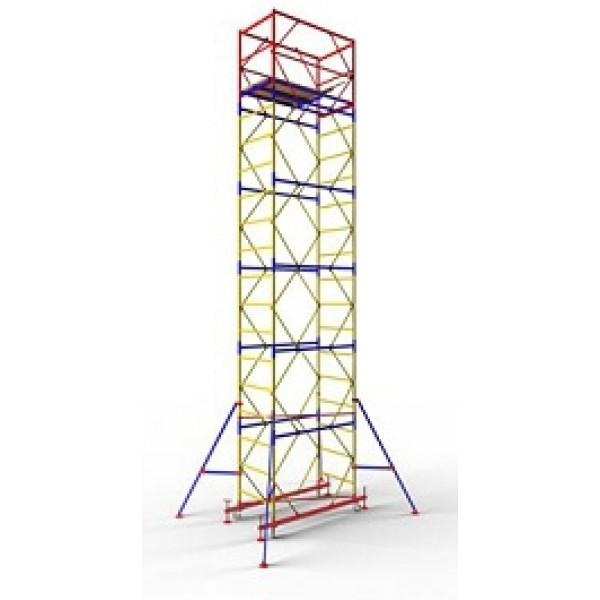 Вышка ВСР-2 Б/блок+5секц H=7,6м