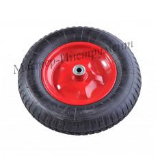 Колесо пневматическое 3.50x80 D16mm с подшипником
