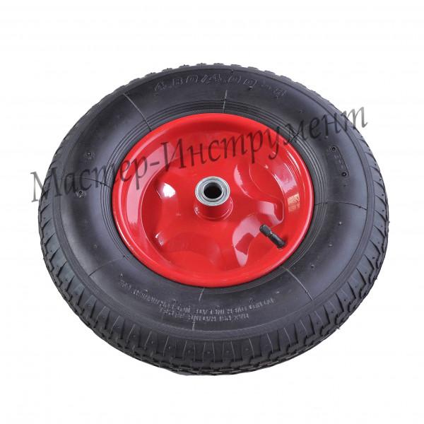 Колесо пневматическое  4.80/4.00х80 D-20 (сим.ступица)