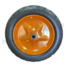 Полиуретановое колесо 4.80/4.00х80 D-20 (сим.ступица)