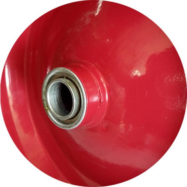 Колесо пневматическое 3.25/3.00х80 D-20 (сим.ступица)