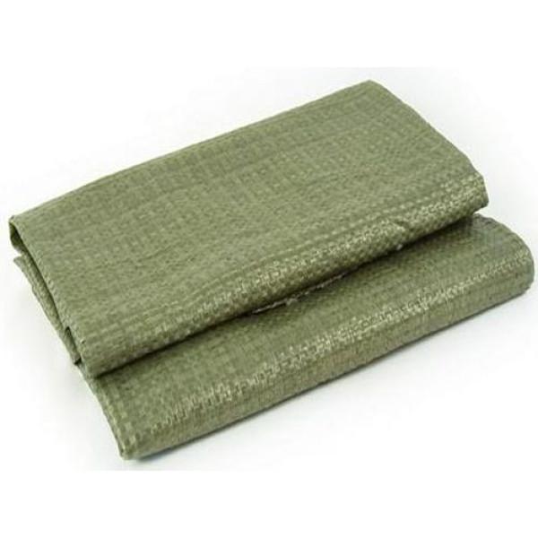 Мешки 55х95 38гр зеленые уп. 1000шт