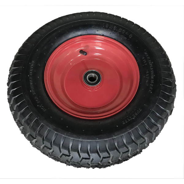 Тачка Строительная 150л МИ с колесами 6.5 D20