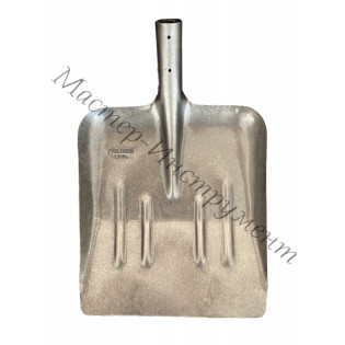 """Лопата совковая """"Уборочная"""" рельсовая сталь"""