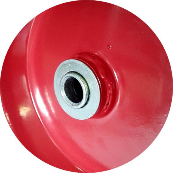Бескамерное колесо 4.00-6 D-16 (не сим.ступица )