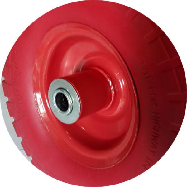Бескамерное колесо 4.1/3,5-4 D-16  (не_сим.ступица)
